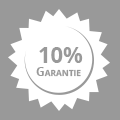 10% garantie